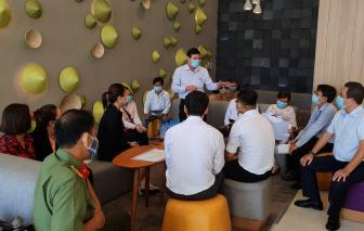 TPHCM: Đã có 435 người được cách ly tại các khách sạn