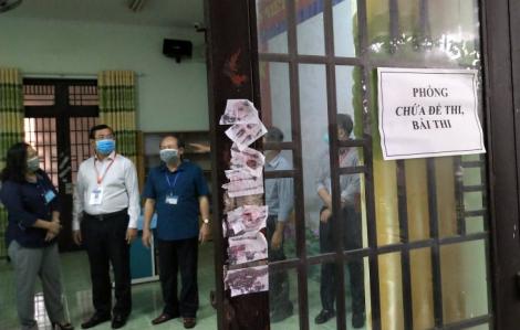 Bình Dương thay giám thị về từ Đà Nẵng bằng giáo viên THCS, phát sinh nhiều lúng túng