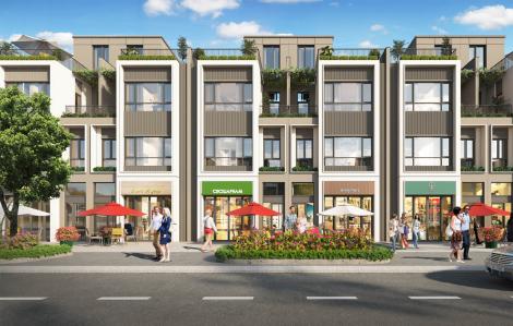 Đầu tư sinh lời lớn với shophouse và nhà phố thương mại tại Gem Sky World