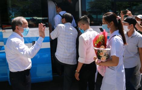 Huế chi viện Đà Nẵng chống dịch