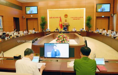 Khai mạc phiên họp 47 Ủy ban thường vụ Quốc hội