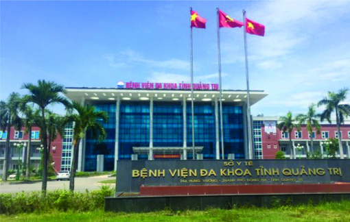 Bệnh viện đa khoa tỉnh Quảng Trị Tạm dừng tiếp nhận bệnh nhân ngoại trú