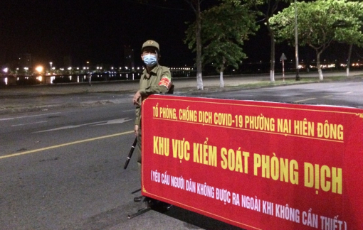 Đà Nẵng: Khẩn trương tìm người tham dự một đám tang tại phường Nại Hiên Đông