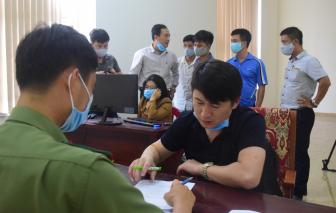 Huế: Bắt giữ 7 người Trung Quốc thuê khách sạn để đánh bạc