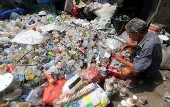 COVID-19 kéo theo nỗi lo ô nhiễm rác thải nhựa ở Đông Nam Á