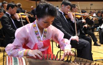 Những công bố bất ngờ về âm nhạc Triều Tiên