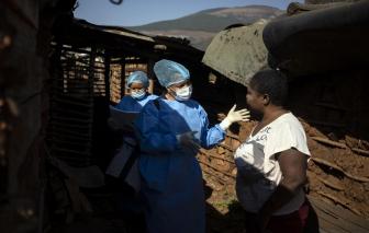 Người nghèo Nam Phi thiếu thuốc chống HIV do đại dịch COVID-19