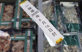 Trung Quốc phát hiện virus SARS-CoV-2 trên bao bì hải sản đông lạnh