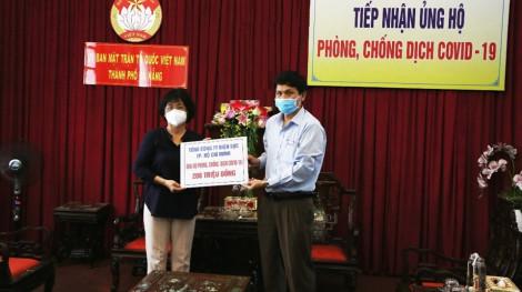 EVNHCMC ủng hộ thành phố Đà Nẵng 200 triệu đồng phòng chống dịch COVID-19
