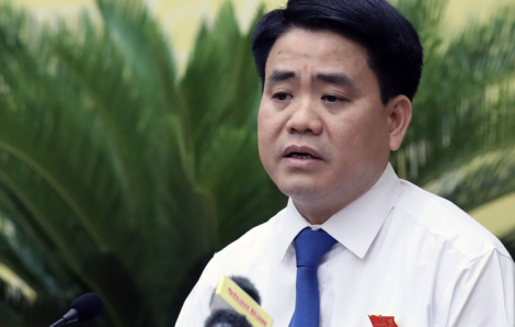 Ông Nguyễn Đức Chung bị tạm đình chỉ công tác để xác minh, điều tra liên quan đến 3 vụ án