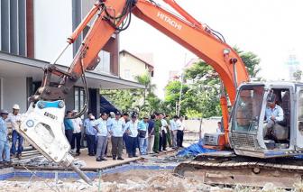 TPHCM: Kiến nghị Thủ tướng thí điểm thành lập Đội Quản lý trật tự xây dựng