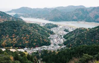 Chốn nghỉ dưỡng tuyệt sắc giữa đồng quê Nhật Bản