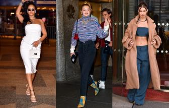 Sao Hollywood mang xu hướng thời trang 2000 trở lại
