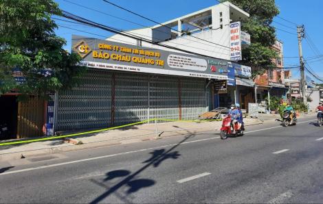 Bệnh nhân 861 đưa con đến nhiều phòng khám và trạm y tế tại Quảng Trị