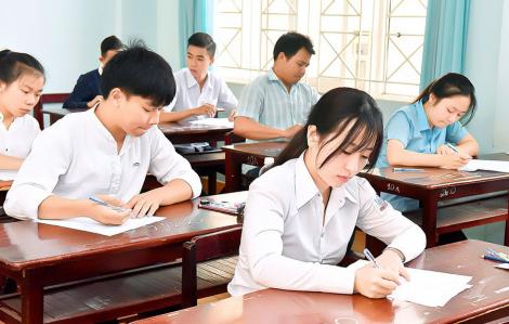 Bộ GD-ĐT công bố đáp án 14 môn thi tốt nghiệp THPT