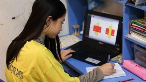 Lấy ý kiến về dạy học trực tuyến tại trường phổ thông
