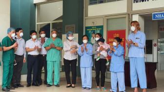 12 bệnh nhân COVID-19 ở Quảng Nam, Đà Nẵng đã khỏi bệnh, xuất viện