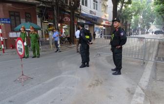 Hà Nội: Hạn chế lưu thông một số tuyến đường phục vụ Lễ Quốc tang nguyên Tổng bí thư Lê Khả Phiêu