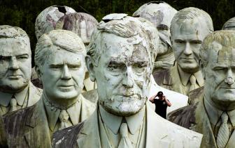 Thăm Công viên Tổng thống bị… lãng quên