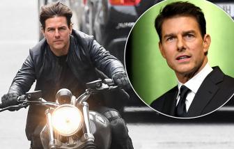 Tai nạn phim trường, phim của Tom Cruise lại bị trì hoãn