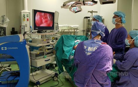 Cô gái hoại tử mông sau khi tiêm silicon bị cấm để nâng cấp vòng 3