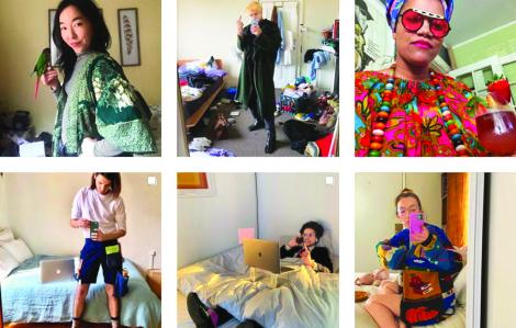 Ngành công nghiệp thời trang tìm cơ hội giữa mùa dịch