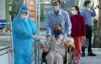Bộ Y tế đề nghị tăng cường lực lượng cơ động, hỗ trợ điều trị bệnh nhân COVID-19 nặng