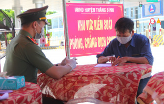 Quảng Nam tiếp tục thực hiện các ly xã hội tại 4 huyện, thị xã