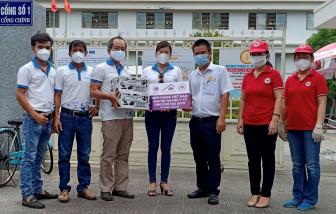Quỹ Chăm sóc sức khỏe gia đình Việt Nam chung tay cùng ngành y tế ứng phó đại dịch COVID-19