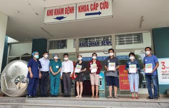 Thêm 5 bệnh nhân COVID-19 ở Đà Nẵng đã khỏi bệnh, xuất viện