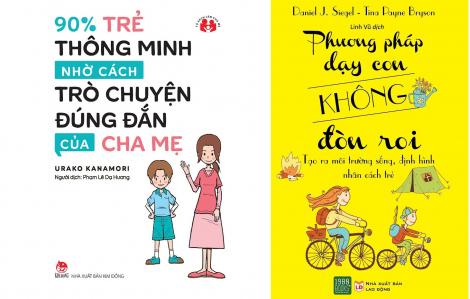 5 đầu sách dạy con đắt giá cho bố mẹ Việt
