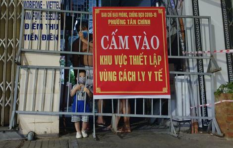 Đà Nẵng phong tỏa thêm hàng loạt tổ dân phố ở nhiều quận