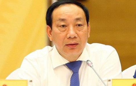 Khởi tố cựu Thứ trưởng Bộ GT-VT Nguyễn Hồng Trường