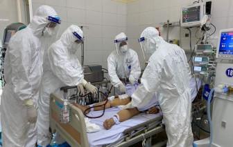Bệnh nhân thứ 26 mắc COVID-19 tử vong tại bệnh viện dã chiến