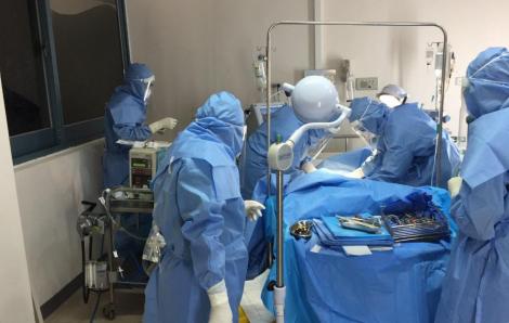 7 bệnh nhân mắc COVID-19 tại Cơ sở 2 Bệnh viện T.Ư Huế đã có kết quả âm tính