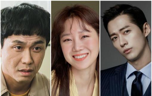 """Những """"tắc kè hoa"""" màn ảnh nhỏ Hàn Quốc"""