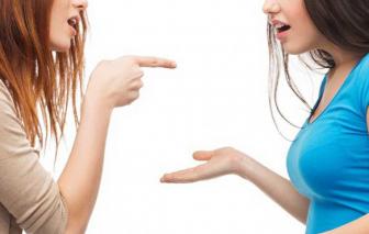 Em chồng trút giận lên chị dâu