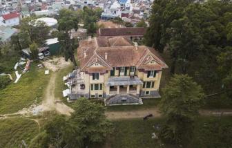Vì sao 3 phương án kiến trúc khu đồi Dinh Tỉnh trưởng Đà Lạt bị phản ứng dữ dội?