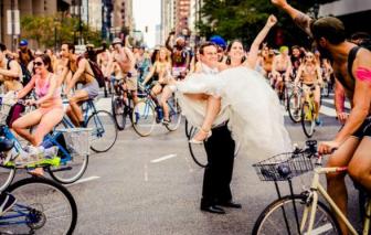 Sự kiện đạp xe khỏa thân vì môi trường của Mỹ bị huỷ vì dịch COVID-19