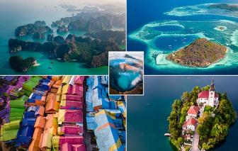 Vịnh Lan Hạ của Việt Nam tuyệt đẹp qua ống kính của nhiếp ảnh gia nước ngoài