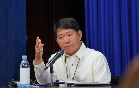 Bộ trưởng Nội vụ Philippines tái dương tính COVID-19