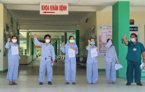 Trưa 17/8, thêm 9 bệnh nhân COVID-19 tại Đà Nẵng được công bố khỏi bệnh