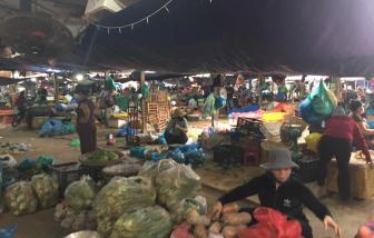 Bệnh nhân 987 bán hoa cúng ở chợ đầu mối Hòa Cường, Đà Nẵng kêu gọi người mua khai báo y tế