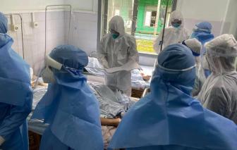 Bệnh nhân mới 36 tuổi mắc COVID-19 tại Việt Nam tử vong