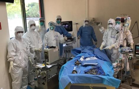 6 bệnh nhân nhiễm COVID-19 nặng được chữa khỏi
