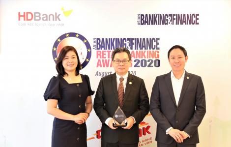 HDBank - Ngân hàng bán lẻ nội địa tốt nhất 2020