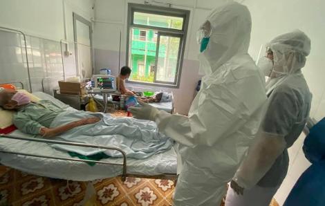 Tối 19/8, thêm 4 người mắc COVID-19, có thầy giáo ở Quảng Nam từng tham gia coi thi