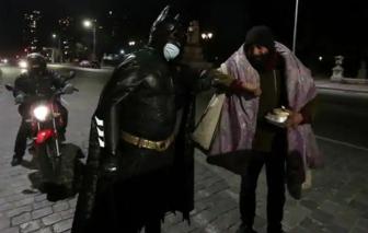 Batman giữa đời thường