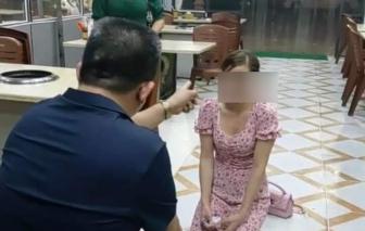 """Chủ tịch TP. Bắc Ninh yêu cầu công an xử lý nghiêm vụ cô gái bị ép quỳ gối vì """"bóc phốt"""" nhà hàng"""