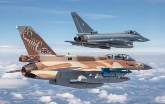 Lần đầu tiên trong lịch sử máy bay Israel bay vào Đức